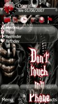 Don't TOUCH...!!!