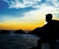 siloet-sunset